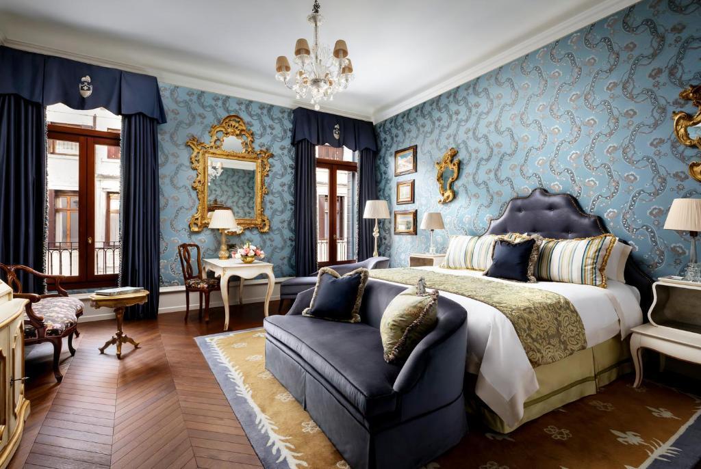 Les 12 Meilleurs Hotels De Luxe De Venise Italy City